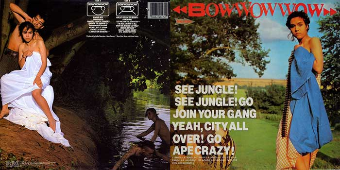 Bow Wow Wow See Jungle! - See Jungle!...