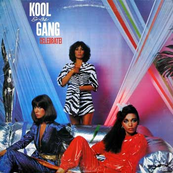 Kool & The Gang ‎– Celebrate!
