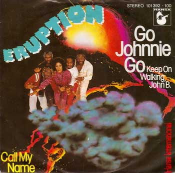 Eruption – Go Johnnie Go