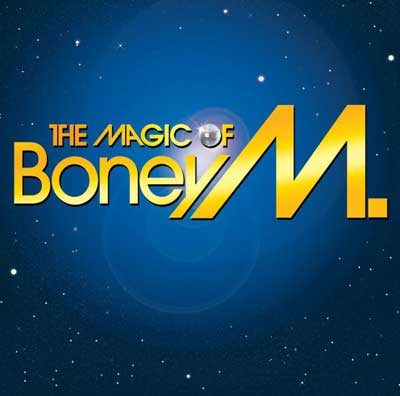 Boney M. - «The Magic of Boney M.»