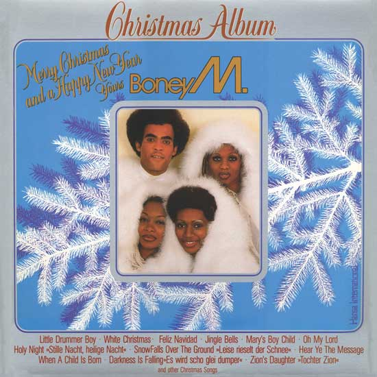 Boney M. - Christmas Album 1981