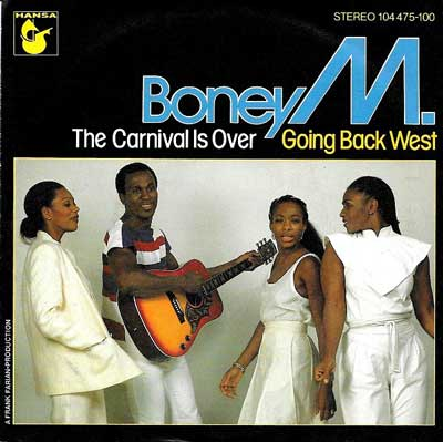6 Years of Boney M. Hits (Boney M. on 45)