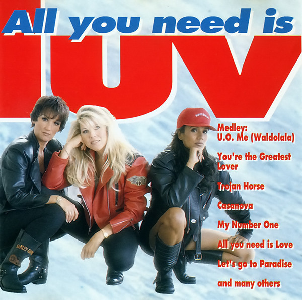 фото All You Need Is Luv