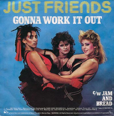 Just Friends - We gonna work it out