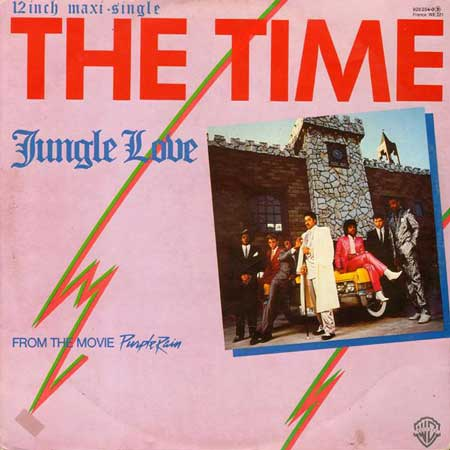 The Time – «Jungle Love»